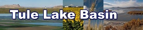 Anders tomlinson redesigned tule-lake.com website