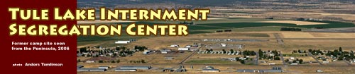 Tule Lake Internment - Segregation film project featuring Jimi Yamaichi grows to 50 videos.