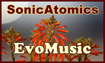 SonicAtomics, music, Anders Tomlinson, Denver Clay, anderstomlinson.com, environmental sounds, Lava Songs, Sonic Succulents, Evo-Music