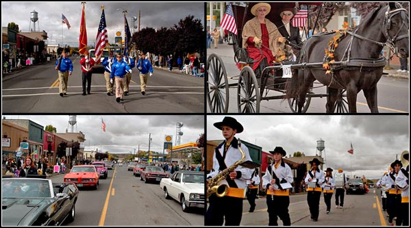 potato festival parade, merrill oregon,  photo by anders tomlinson
