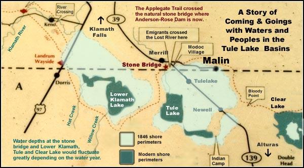 malin and water history in the klamath basin
