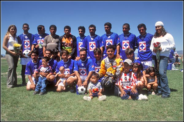 newell california soccer team.  photo by anders tomlinson.  newell california.