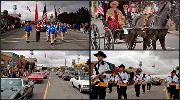 potato festival parade, merrill oregon,  photo by anders tomlinson