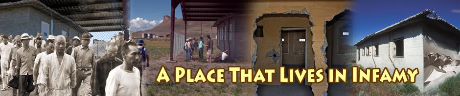 tule lake internment - segregation center jail - stockade header.