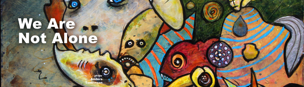 """detail from Anders Tomlinson painting - """"nether Space for Play Rights"""""""