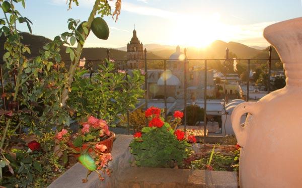 "Sunrise at Casa Serena Vista in Álamos, Sonora, México. Photo by Anders Tomlinson. March 1, 2017."" width"