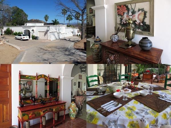Interior photos of Casa Serena Vista in Álamos, Sonora, México. Photos by Anders Tomlinson. March 2017.