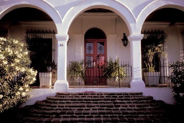 L Puerta Roja, Álamos, Sonora, México. 1993 photo by Anders Tomlinson.
